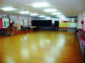 Senior Citizens Hall Hire